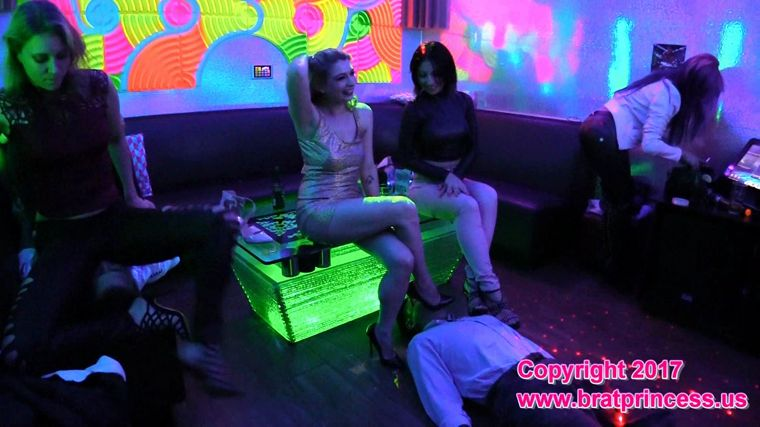 Brat Princess 2 – Princess Alexa, Princess Amadahy, Princess Kendall, Princess Lola, Princess Sasha Foxx – Brat Princess Epic Night Out part 2