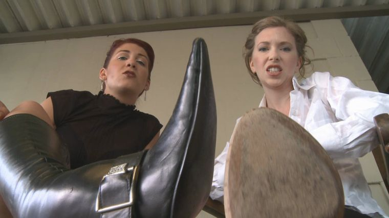 Mistress T. - Office Wanker Blackmail