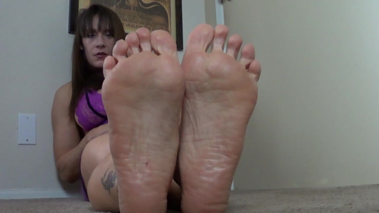 Miss Untamed - Your Foot Chore