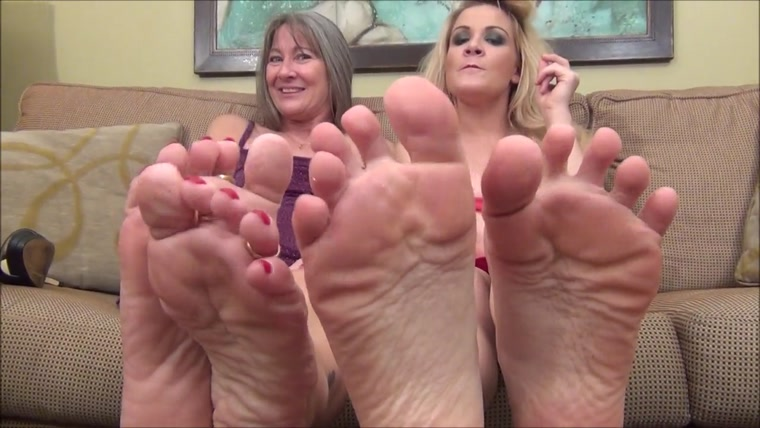 Better In Pairs - Formal Feet JOI Games with Leilani and Whitney