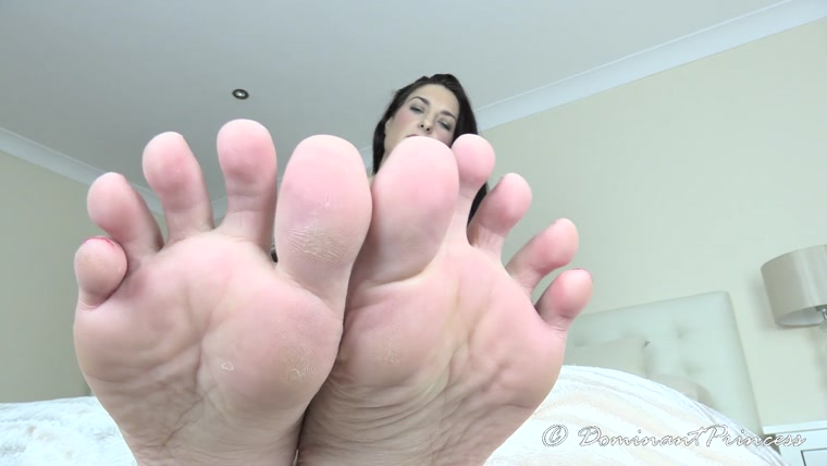Dominant Princess - Foot Trance