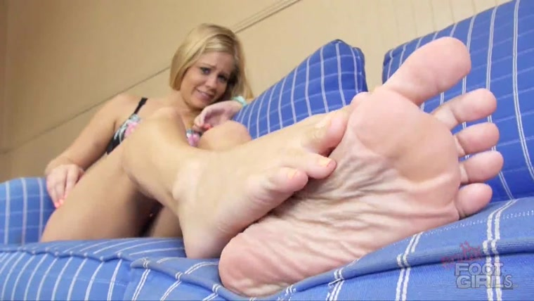 Bratty Foot Girls - Anabelle Pync's Humiliating Foot JOI