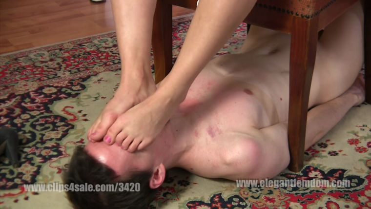 Princess Lucy - Foot Smother