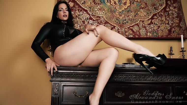 Goddess Alexandra Snow - Leggy Mistress