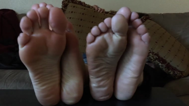 Double Socks and Soles Tease