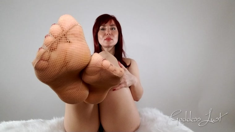 Charlotte Lust - Sniff and Pay - Foot Slave Training