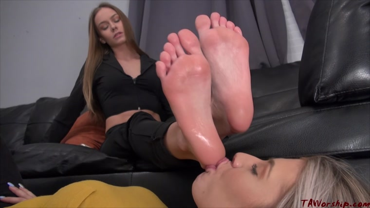 Lesbian Ass Worship Foot Feet