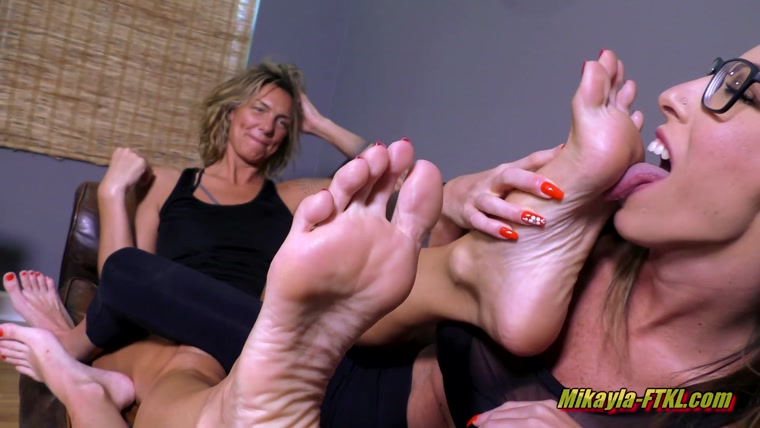 Watch Foot Fetish Tickle
