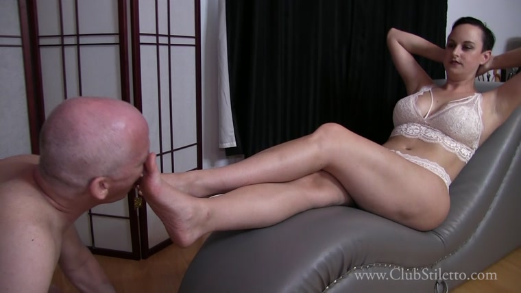 Mistress Irene - I'm In Charge Little Man - You're Stupid And Have A Tiny Cock