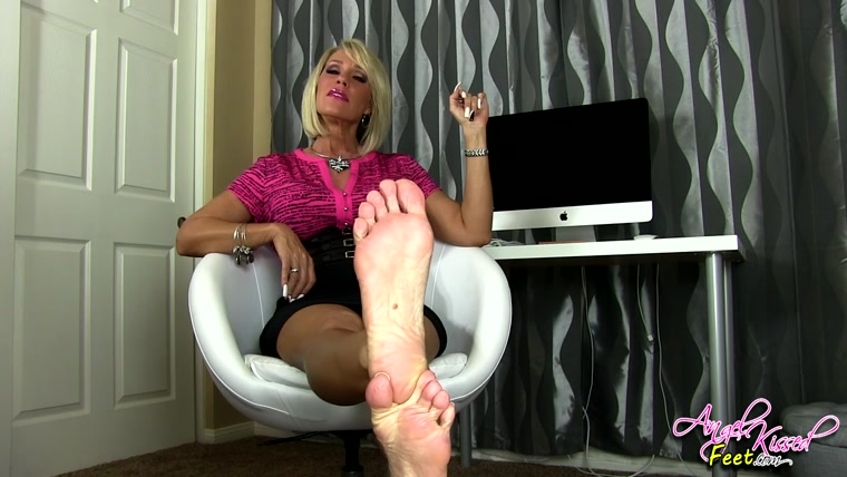 Erotic Nikki - Foot Fetish Removal Therapy