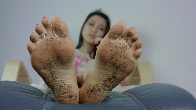 Dominant Femine - 2 Clips - Seiko Dirty Feet For You To Worship