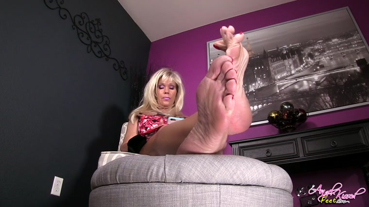 Erotic Nikki - Stop Staring At My Feet