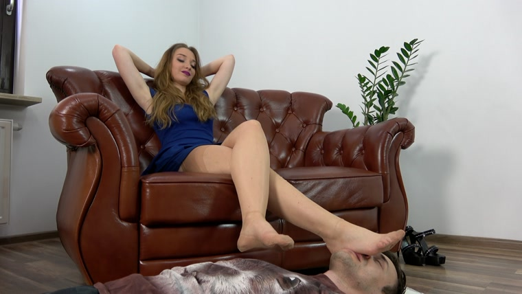 Polish Mistress - Helena - Teacher Give Lesson To A Student - Polish Language - Part 2