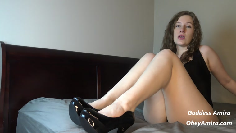Goddess Amira - Worship Beneath My Heels