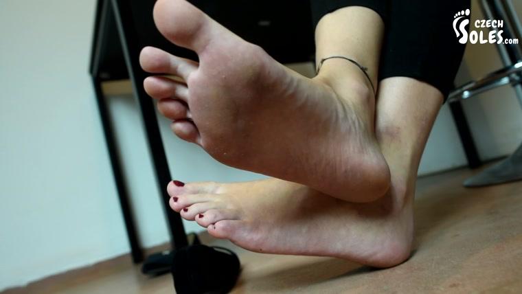Lesbian Latina Feet Worship