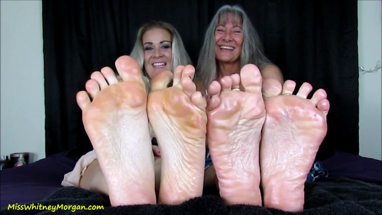 Miss Whitney Morgan, Leilani Lei - Stroke To Slick Soles