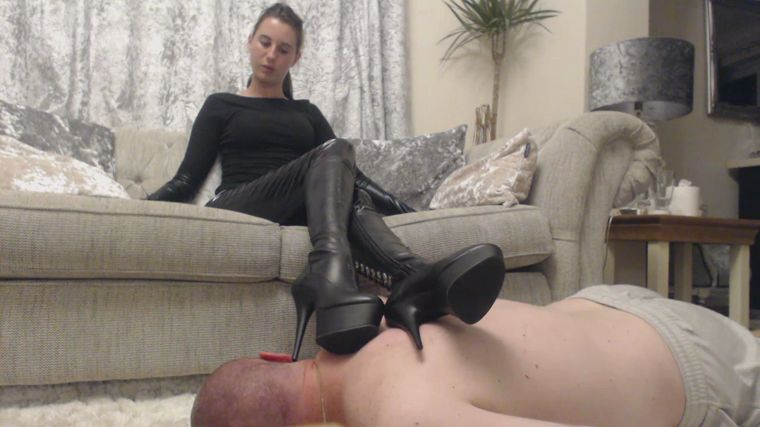 Slave Boots Head