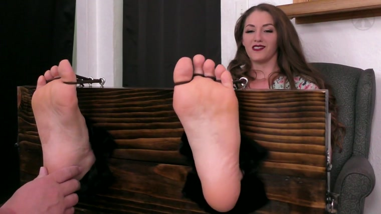 Lesbian Boss Feet Worship
