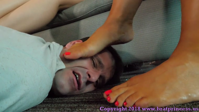Brat Princess 2 - Kimber and Raven - Mom and Daughter Financially Dominate A Loser
