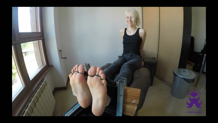 Octopus - Kelevra - Super Soft-Ticklish Feet - Stocks
