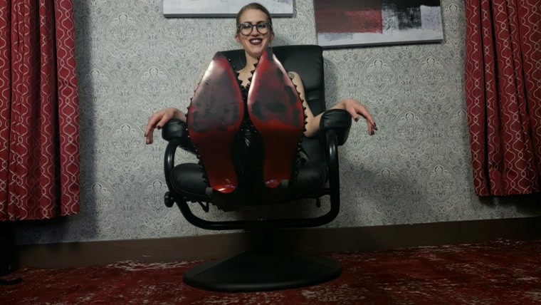 Kory Blu - Pay to Lick My Louboutins Clean