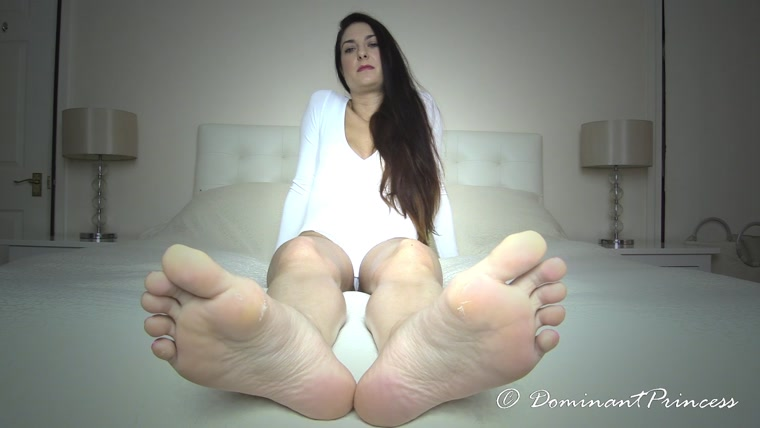 Dominant Princess - Sole Obsessed