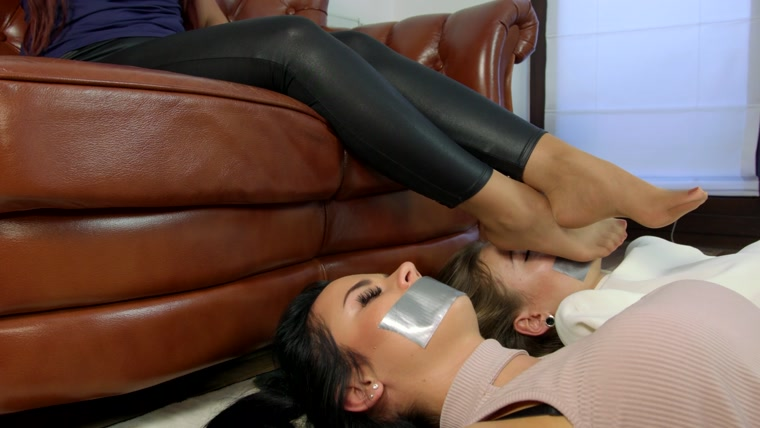 Polish Mistress - Weronika Punish Larisa And Eliza