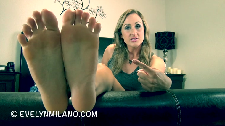 Evelyn Milano - The Power Of My Feet - week 2