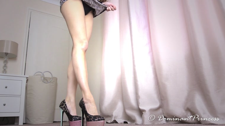 Dominant Princess - Model Legs