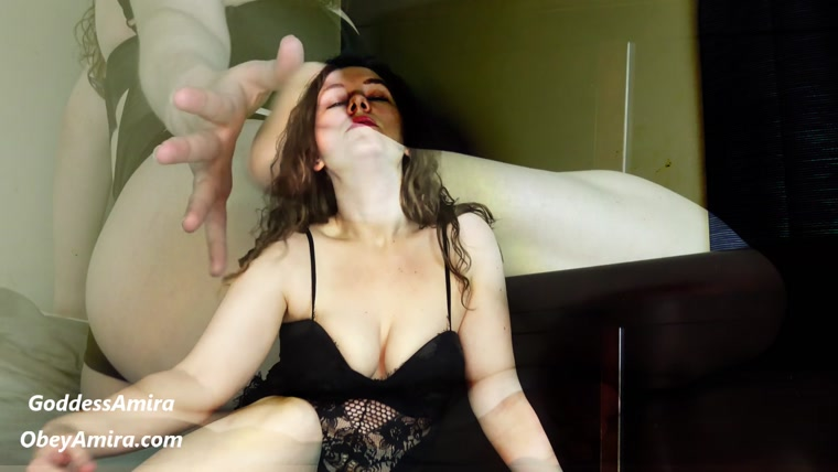 Goddess Amira - Suffer for Me - Foot Slave Training