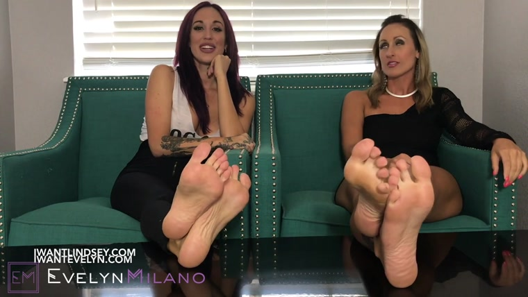 Evelyn Milano, Lindsey Leigh - Afternoon Delight