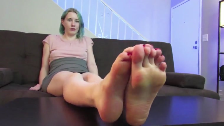 Foot Fetish and Heels JOI