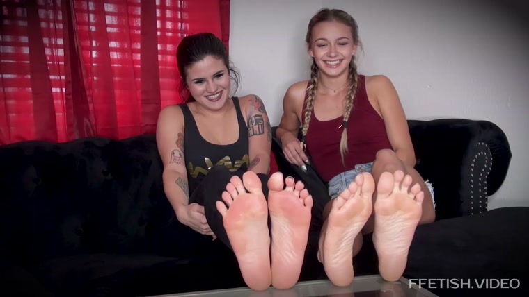Raquel Roper, Naomi Swann - Ignored By Superior Soles