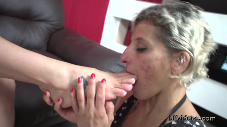 Bffvideos - Goddess Dayanne Perfect Toes Pt.1