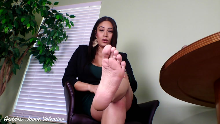 Goddess Jamie Valentine - Your First Therapy Session