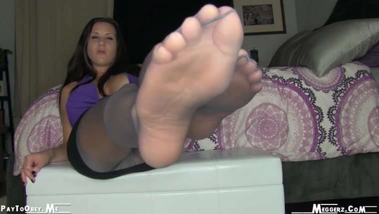 Princess Meggerz - Stroke And Dangle