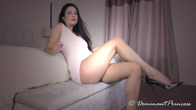 Dominant Princess - Crossing and Uncrossing Mind Fuck
