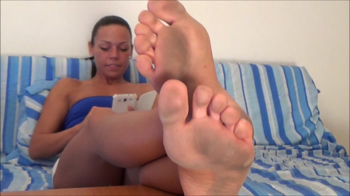 Lexy Noir - Dirty Feet POV