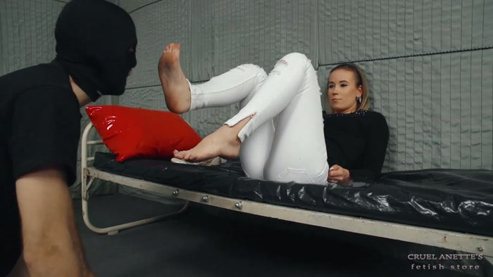 Lady Anette - Dirty Shoes, Dirty Soles