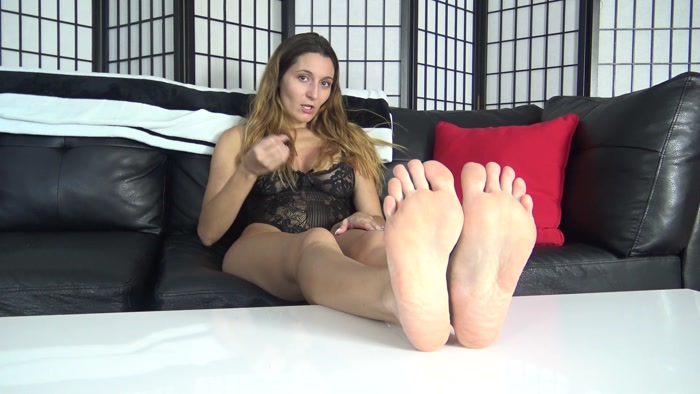 The Foot Fantasy - Rennadels Feet JOI For Steve