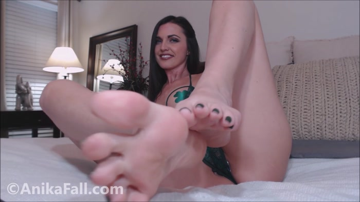 Anika Fall - My Feet Bring You Luck