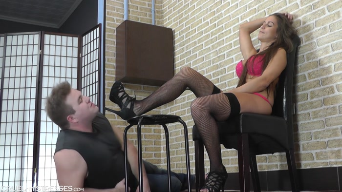 CRUEL MISTRESSES - Mistress Amanda - Amanda Is Not Sure