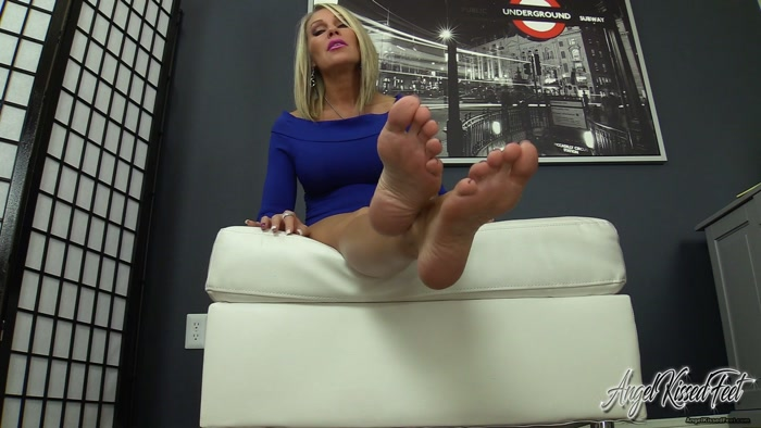 Erotic Nikki - Under My Sole Control