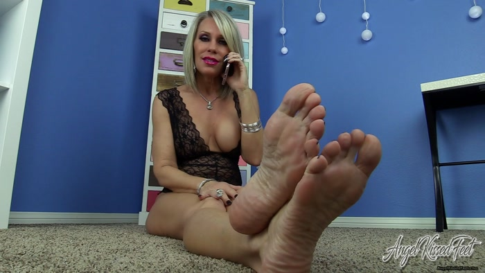 Erotic Nikki - your Foot cuck Fantasy