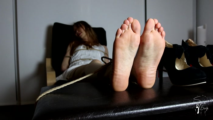 Artemis Fetish Films – Christie's Captured Foot Torture