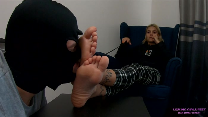 Karina - Uses her slave after university
