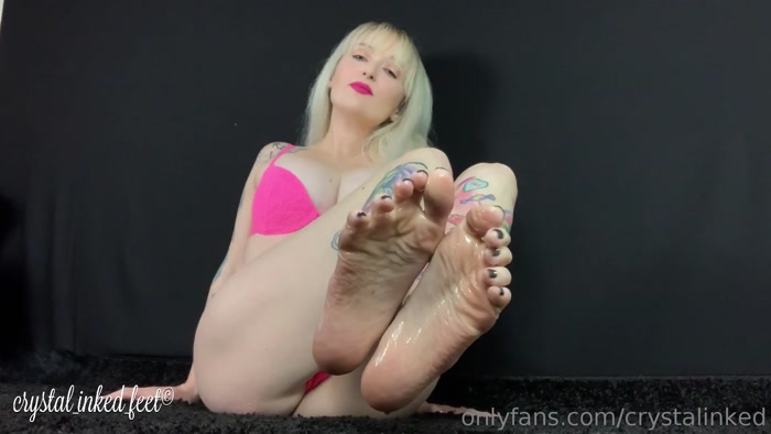 crystalinked - Oily Soles with Countdown