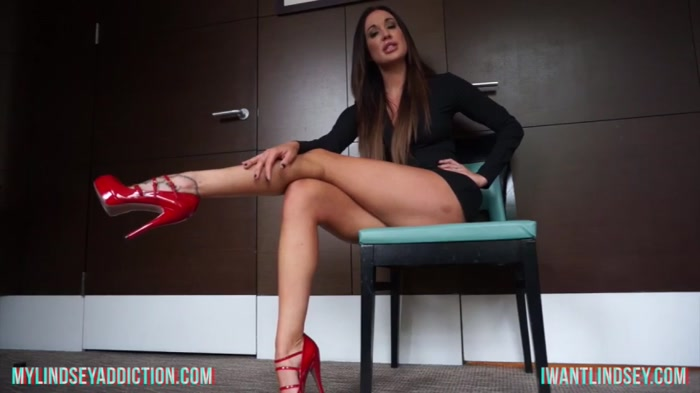 Lindsey Leigh - Long Legs Count You Down