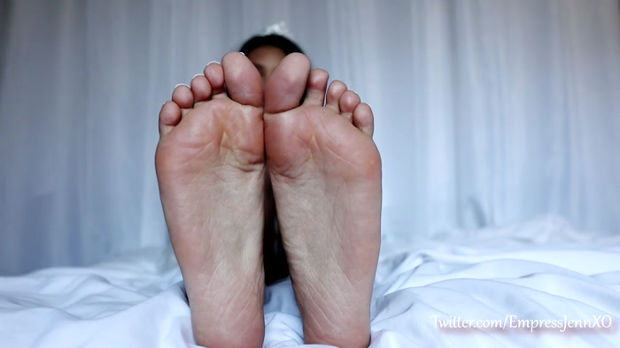 Empress Jennifer - Goddess Wife Foot Life