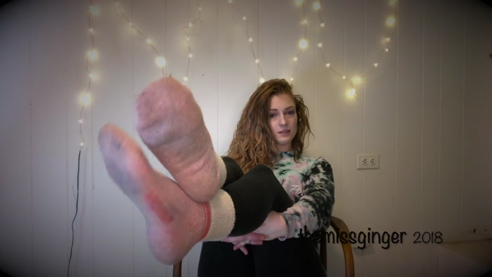 The Miss Ginger - Dirty Socks and Wrinkled Soles